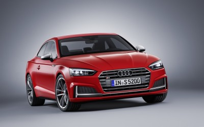NEWS AUDI A5/S5 COUPE