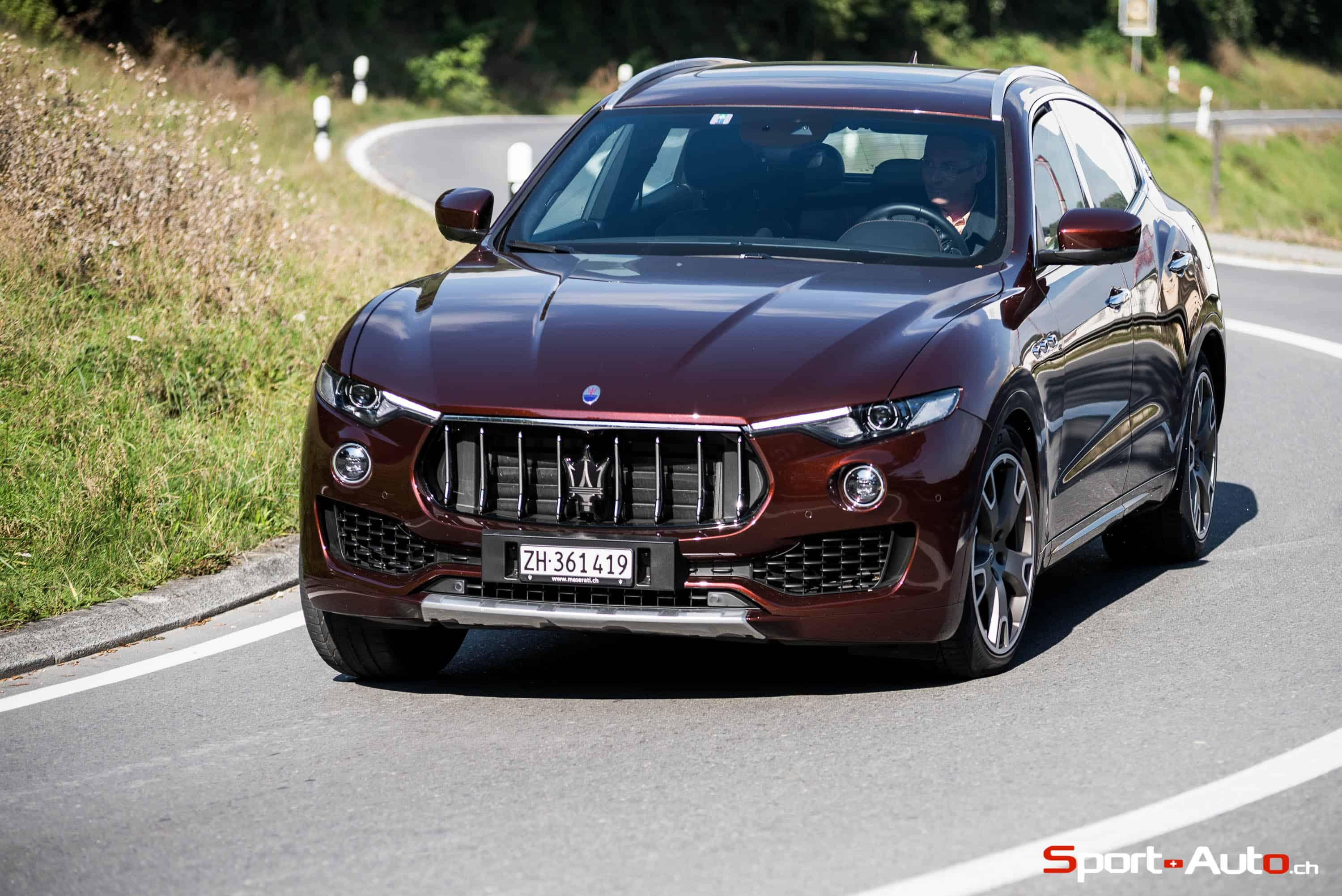essai maserati levante s sport. Black Bedroom Furniture Sets. Home Design Ideas