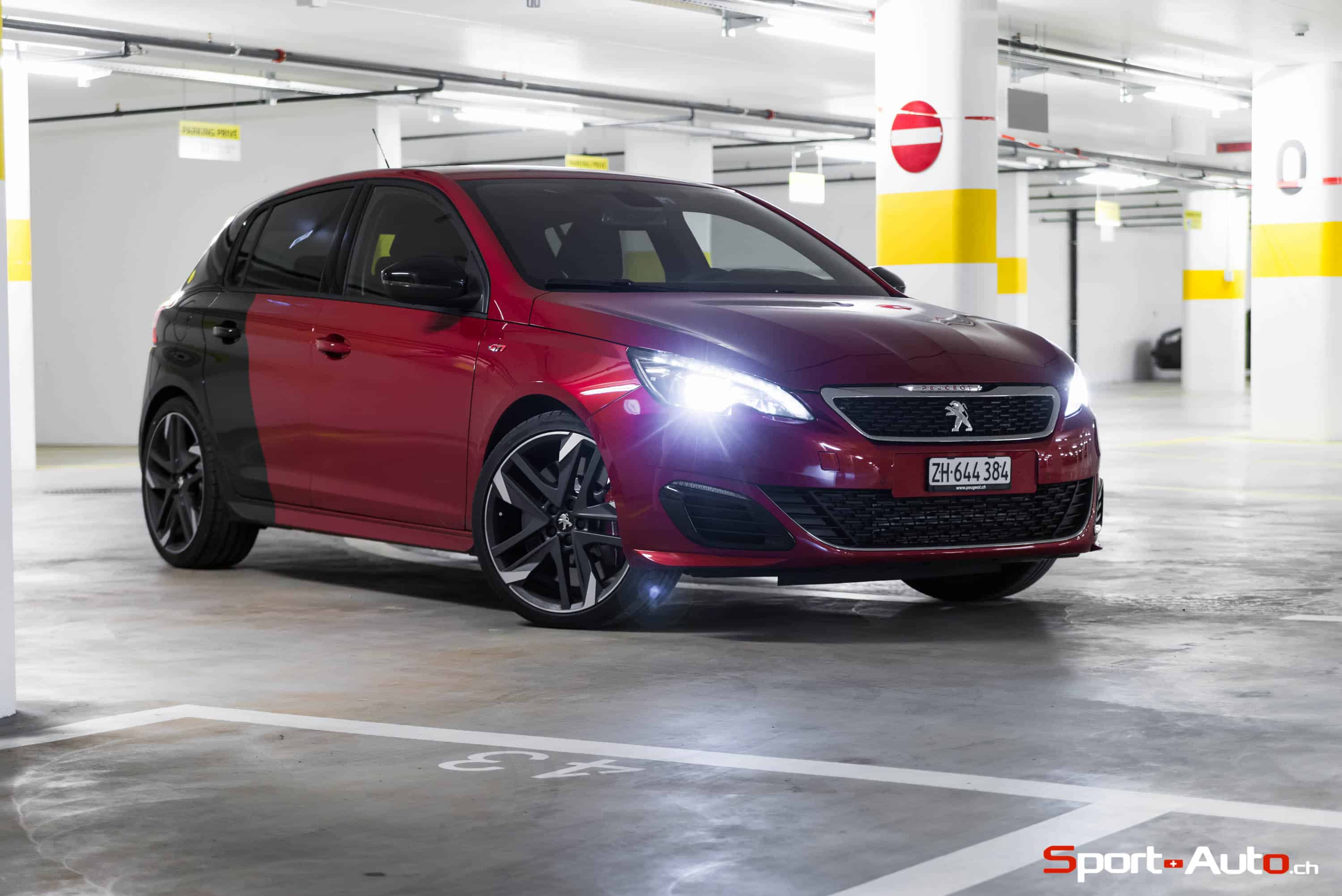 essai peugeot 308 gti sport. Black Bedroom Furniture Sets. Home Design Ideas