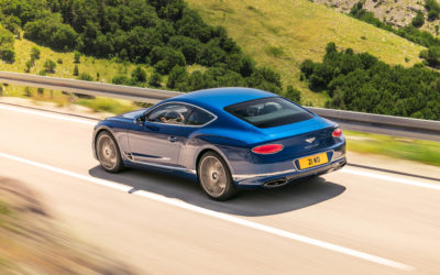 NEWS BENTLEY CONTINENTAL GT