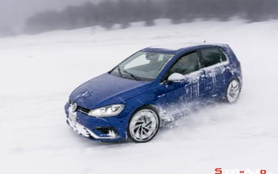 ESSAI VW GOLF R 2018