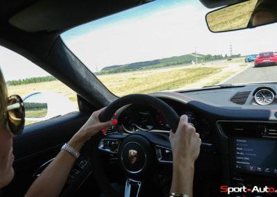 11-Au volant sur le circuit d'Aldenhoven@Photo Laurent Missbauer_Porsche-70ans-Laurent