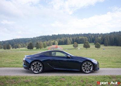 Essai Lexus LC500 Sport+-11