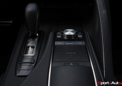 Essai Lexus LC500 Sport+-38