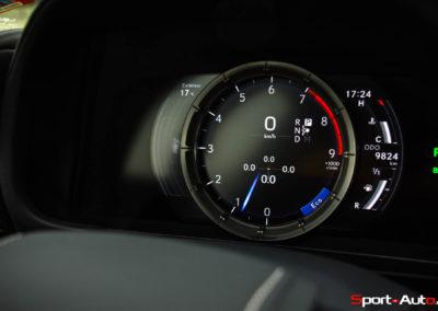 Essai Lexus LC500 Sport+-48